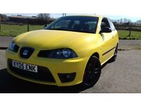 SEAT Ibiza Cupra 1.8 Turbo. Not ( VXR, GTI, ST, VRS, Type R) ++NO SWAPS SELL ONLY++