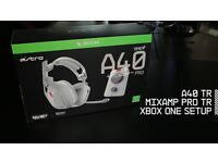 ASTRO A40 TR MIXAMP Headphones Xbox one / pc