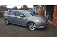 Ford Mondeo estate titanium x with sports pack , 4 new perelli P zero Excellent Condition 2 owners