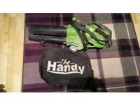 THE V2600 HANDY leaf blower /vacuum electric