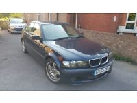 BMW 3 series M sport leather seats new MOT Full service History Great Condition