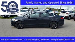 2014 Ford Fusion SE | One Owner | NAVIGATION