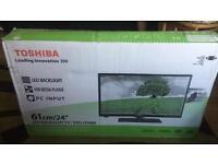 "Toshiba 24"" Tv"