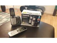 Digital Cordless Telephone with Nuisance Call Blocker and Answering Machine