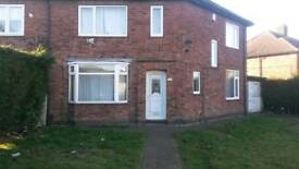Nottingham house to rent. 4 Bedroom semi detached Family home.