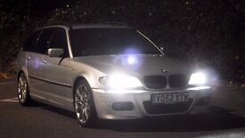 BMW 330d M Sport Touring Manual (E46)