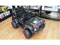 JEEP KIDS RIDE ON ELECTRIC REMOTE CONTROL CAR
