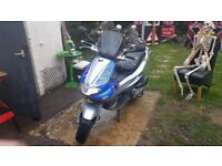 Gilera Vxr200