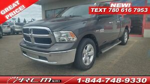 2014 Ram 1500 SLT HEMI 4X4 8 SPEED AUTO KEYLESS ENTRY