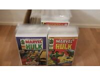 MIGHTY WORLD OF MARVEL (HULK) #68 - #273 FN/VF Bronze Age Exc Condition £2.75 Each *Free P&P* to UK