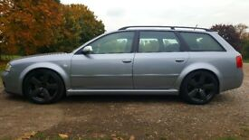 Audi rs6 2005 520bhp possible p/exchange