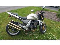 Kawazaki Z1000 Motorcycle Low Mileage