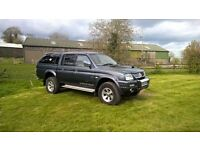 Mitsubishi l200 warrior cheap for quick sale