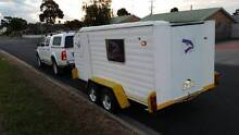 For Sale: Tandem Pop-up Trailer with rear dropdown door Morwell Latrobe Valley Preview