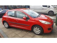 Well Looked After Peugeot 207, 2011