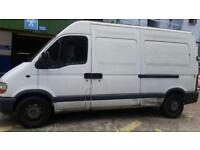 Renault master for sale very cheap!