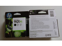 HP901XL printer cartridge black x 2