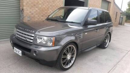 2007 LAND ROVER RANGE ROVER SPORTS Turbo Diesel V6 Mawson Lakes Salisbury Area Preview