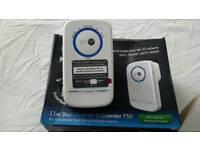 BT Wi Fi extender 750