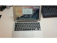 macbook air 11 inch 2011 with i56 processor fully working order