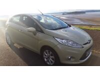 2009 FORD FIESTA 1.4 VERY LOW MILEAGE