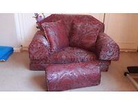 3 seater arabic sofa