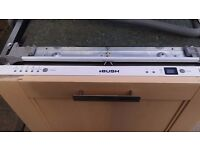 Bush fitted dishwasher standard size