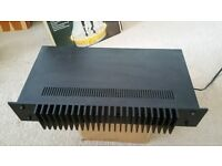 NAKAMICHI 420 Power Amplifier - RARE / UNDERRATED POWER / SERIOUSLY IMPRESSIVE - Like a BRYSTON!
