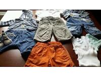 NEXT BABY CLOTHES JOB LOT 3-6 MONTHS SOME BNWOT