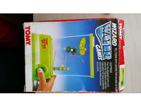 Vintage Tomy WIZARD WATER GAMES Leap Frog Water Game MIB 1980's