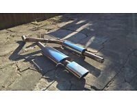 SEAT IBIZA CUPRA POWERFLOW EXHAUST