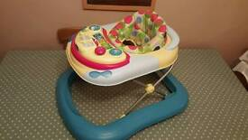Chicco Baby Walker with Activity Tray