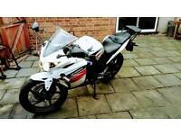 Honda cbr 125 2014 £1700 offers