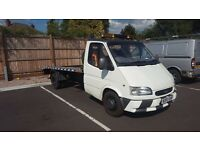 FORD TRANSIT 2.5 TURBO RECOVERY TRUCK