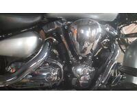 Yamaha XV1700 RoadStar