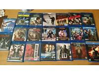 19 blu ray dvd some sealed great titles