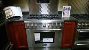 THERMADOR 36'' GAS RANGE STAINLESS STEEL