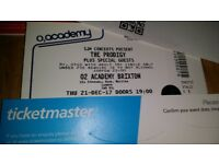 2 Prodigy Tickets