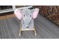 Kids Toy Rocking elephant