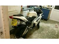 Rs125 bored to a 140 2007 low miles