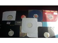 100 vinyl records trance/dance/scouse