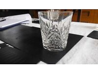 Edinburgh Crystal Whiskey Glasses