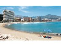Holiday to Fuengirola for 2 people £500