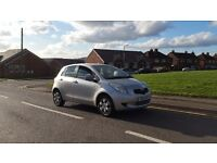 Toyota Yaris 1.0ltr. 5dr. Cheap to insure!!! Only done 74k miles