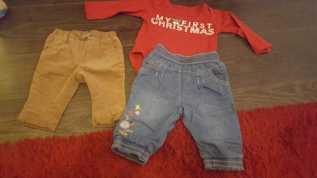baby clothes very god condition some new