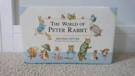 World of Peter Rabbit books