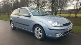 Ford Focus 1.8 TDCi Edge 3dr ECONOMICAL TRADE TO CLEAR
