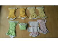 Bum Genius Re-usable nappies