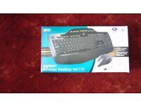 Logitech MK710 Wireless Keyboard & Mouse