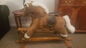 MAMAS N PAPAS ROCKING HORSE